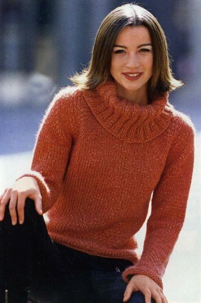 Ирландский свитер схема вязания