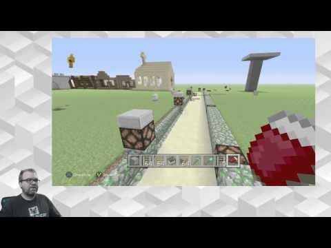 this more or less shows you how you can use daylight sensors to light a path in your minecraft world using redstone lamps redstone and redstone torches aesthetic lighting minecraft indoors torches