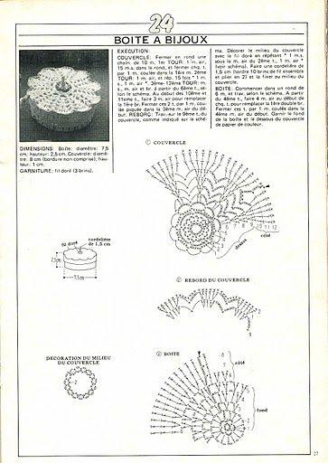 Schemi, diagrammi, tutorial e tante idee creative ad uncinetto e a maglia; ma anche  notizie sugli eventi in italia e tanto altro!