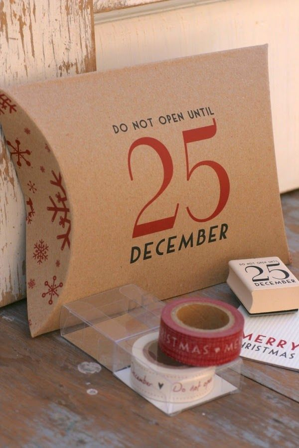 Ιδέες για χριστουγεννιάτικα περιτυλίγματα δώρων! | Φτιάξτο μόνος σου - Κατασκευές DIY - Do it yourself