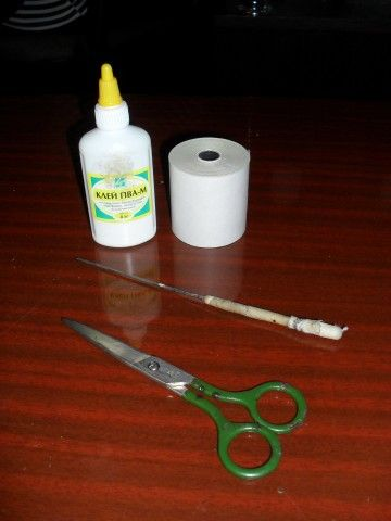Трубочки из кассовой ленты для плетения корзинок. Обсуждение на LiveInternet - Российский Сервис Онлайн-Дневников