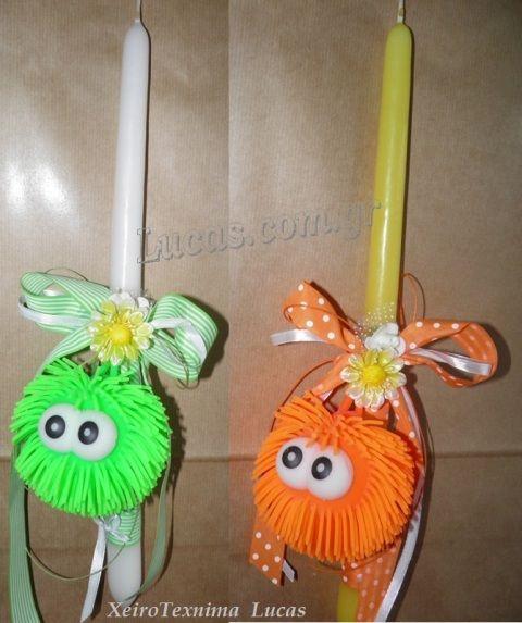 παιδικές λαμπάδες http://lucas.com.gr/el/our-shop/candles/decorative-candles.html