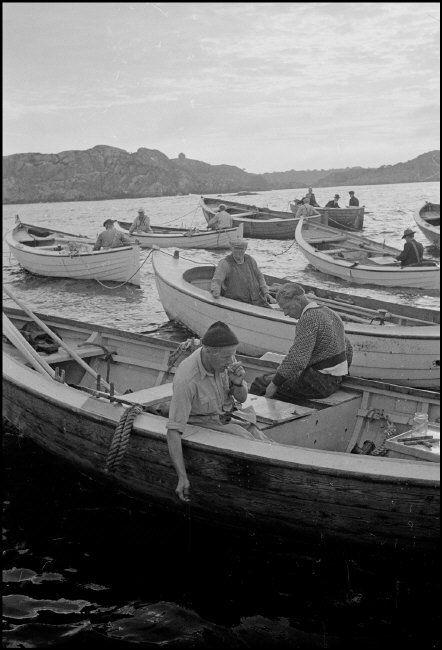 Magnum Photos - Erich Lessing // NORWAY. 1954.