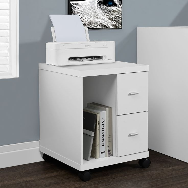 New Printer Stand File Cabinet