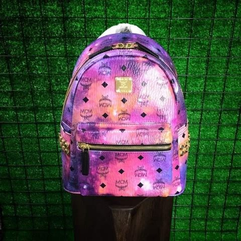 MCM BackPack Colorful AAA
