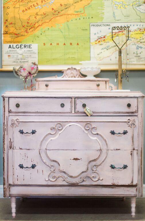 797 best Milk Paint Furniture images on Pinterest