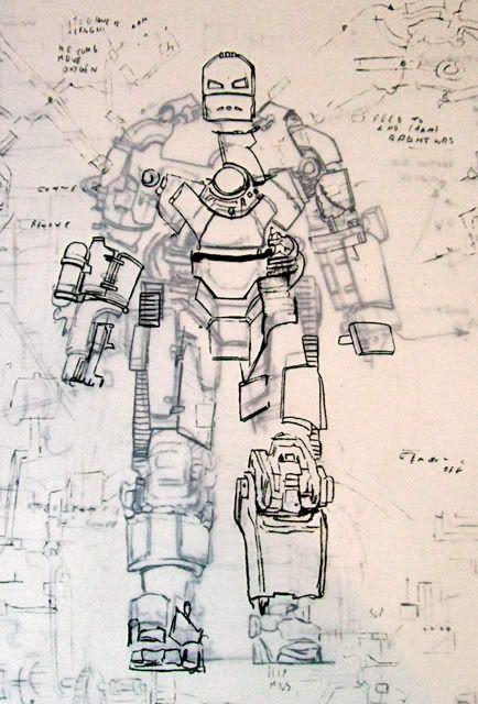 25 best ideas about iron man on pinterest iron man book for Plan d iron man