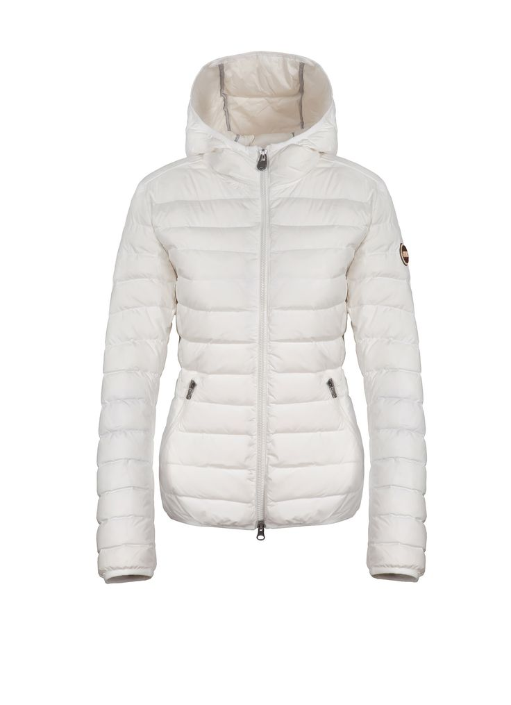 Colmar Originals superlight women's down jacket in stretch fabric - Colmar