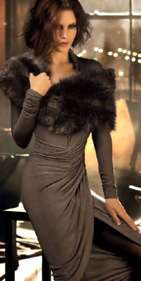 Donna Karan   Feel like this is for 50 year old women in a good way