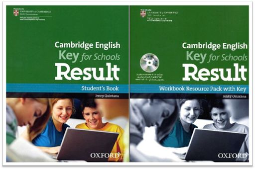 Key for Schools Result is a complete preparation course for the Cambridge English: Key (KET) for Schools exam. It includes topics appropriate to the level and age group and has a contemporary look and feel.