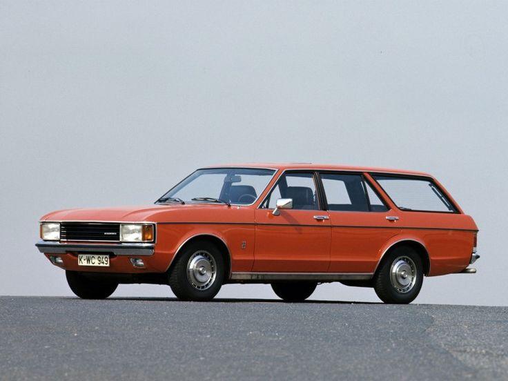 Ford Granada Turnier 1972-1977