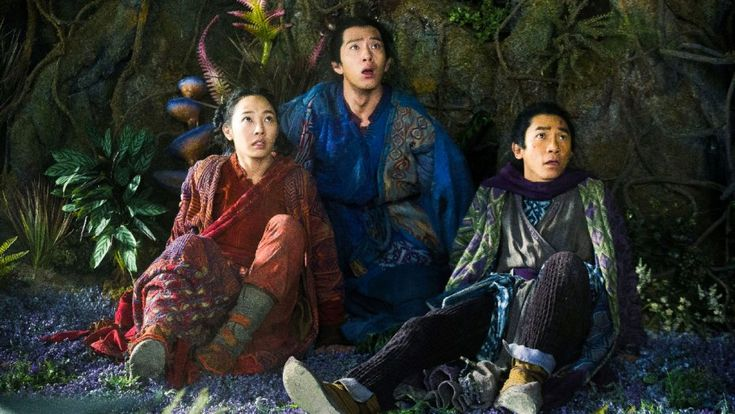 The four-armed radish monster prince Wuba who wreaked havoc on China's box office in 2015 is joined by a goofy Tony Leung Chiu-wai inMonster Hunt 2, a giant step forward for the series in commercial terms – and a considerable step back in narrative invention.
