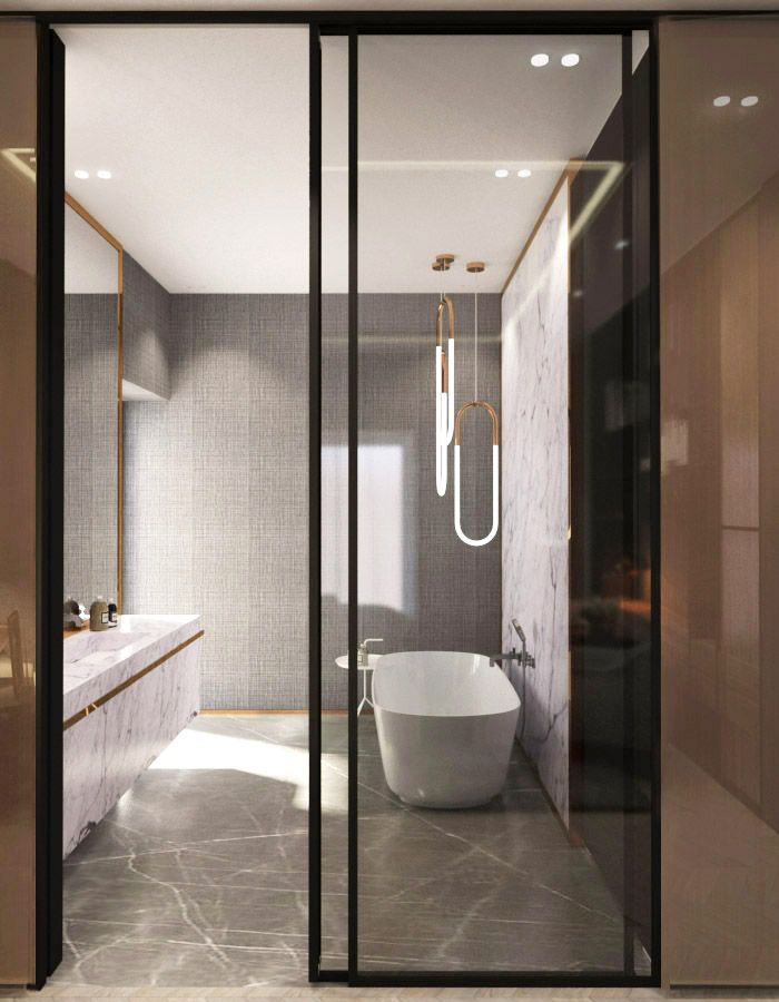 WARSAW GREY MODERN 7, project by EXITDESIGN