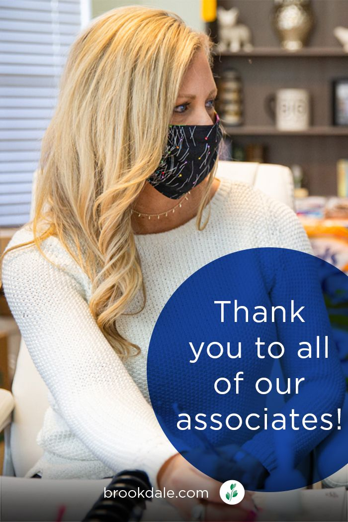 Thank You To Our Associates Brookdale Senior Living Brookdale Everyday Heroes