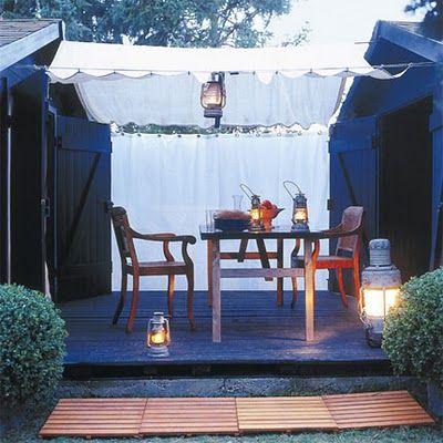 Backyard Summer House