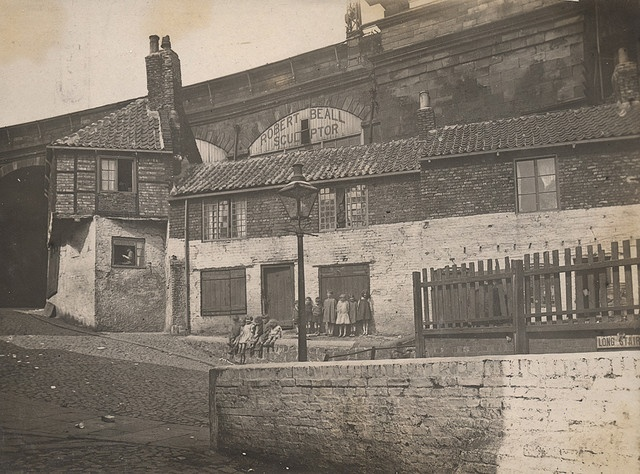 052616:Long Stairs Newcastle upon Tyne Unknown 1924