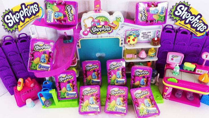 The Toy Bunker presents Shopkins Blind Bags SEASON 2 Shopkins Blind Basket Opening Toy Unboxing ULTRA RARE SHOPKINS! You asked for Shopkins, WE GOT SHOPKINS! lol We have had a lot of requests for more of the Season 2 Blind Baskets / Blind Bags, so we grabbed the entire last row from a case and brought them home for you guys!