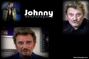 Fond ecran Johnny Vegas, Photo Sosie Johnny Hallyday