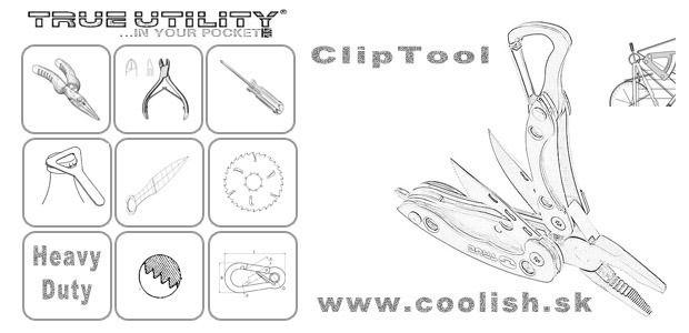True Utility ClipTool