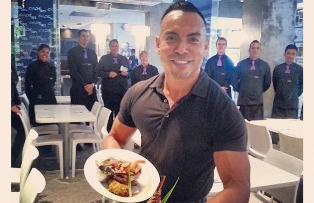 Juan Chipoco, chef peruano que conquista Miami con su ceviche | Actualidad Tuteve.tv