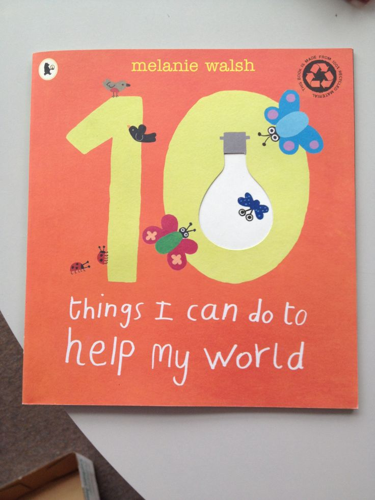 A great book for looking at Sustainability.