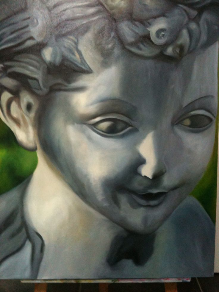 Oil painting ... artist Sonja Zijlstra ... For sale