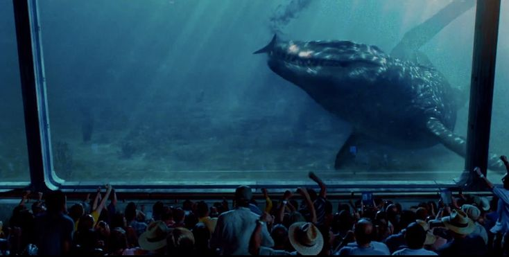 The Jurassic World Lagoon was a lagoon in Isla Nublar created to house Jurassic World's Mosasaurus. It contains a total of 3,000,000 gallons of water. References ↑ Jurassicworld.com - Mosasaurus Feeding Show. Retrieved from http://www.jurassicworld.com/park-map/mosasaurus-feeding-show/, ↑ In the Jurassic Park brochure and maps of Isla Nublar from 1993 show no evidence of the lagoon's existence prior to Jurassic World's construction. Unless the lagoon's...