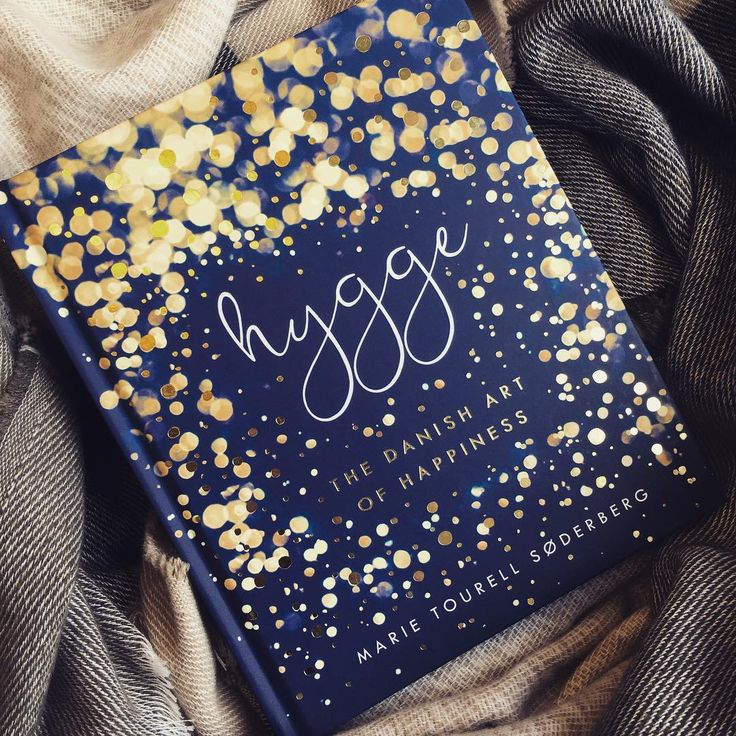 As the weather turns chilly, Marie Tourell Søderberg's Hygge: The Danish Art of Happiness turns up just in time. Grab this lovely book from the queen of cosy here: http://po.st/GetHyggeSoderberg