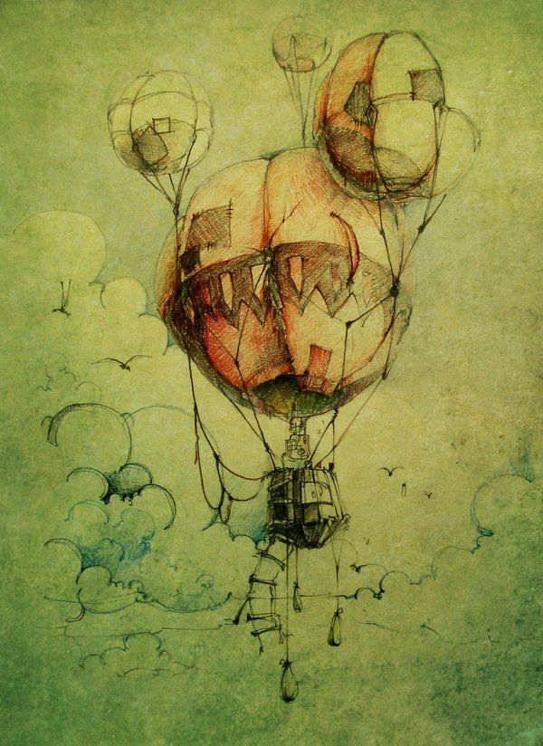 baloons by ~7y8i