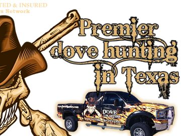 DoveBlasters.com   Premier Dove Hunting Leases in Collin, Grayson and Denton County