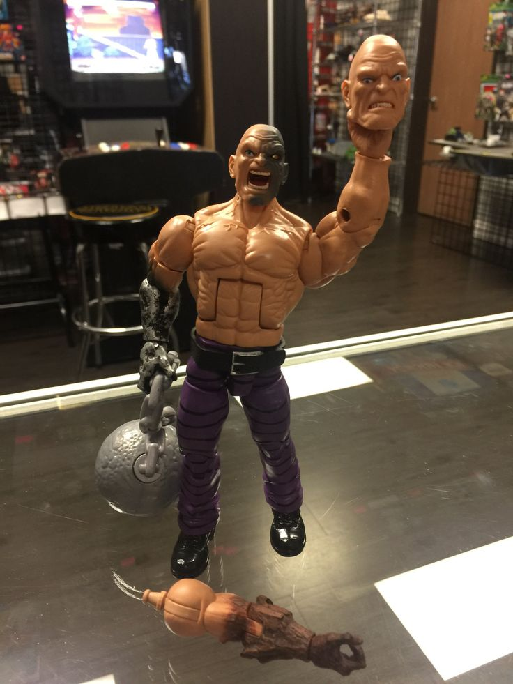 Marvel Legends BAF Absorbing Man