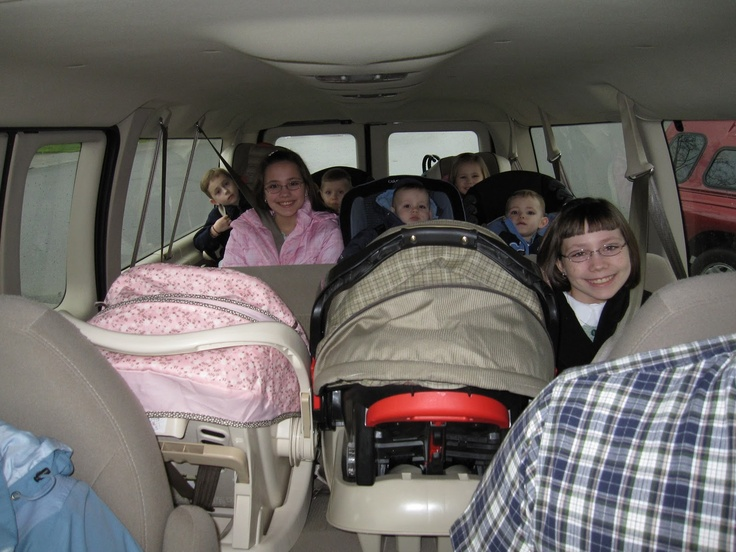 Large Family Preparations to Leave the House - This, too, Has a Plan | Large Families on Purpose