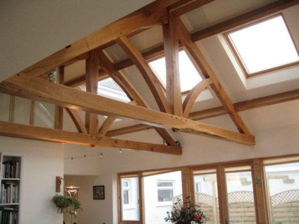 38 Best Timber Trusses Images On Pinterest
