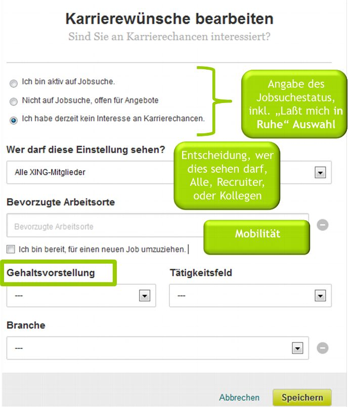 1000+ Ideas About Xing Profil On Pinterest | Bewerbung Muster