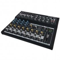 Great Christmas Gift for an aspiring DJ!! Mackie Mix Series Mix12FX 12-Channel Effects Mixer - $79