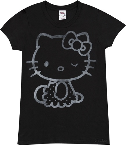 1000 images about hello kitty t shirts on pinterest for Hello kitty t shirt design