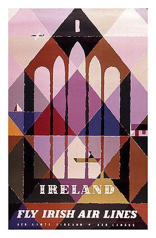 Ireland with Irish Airlines, Aer Lingus