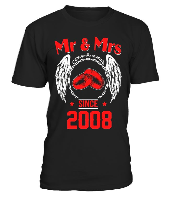 9th Wedding Anniversary Gifts T shirts for Husband for Wife