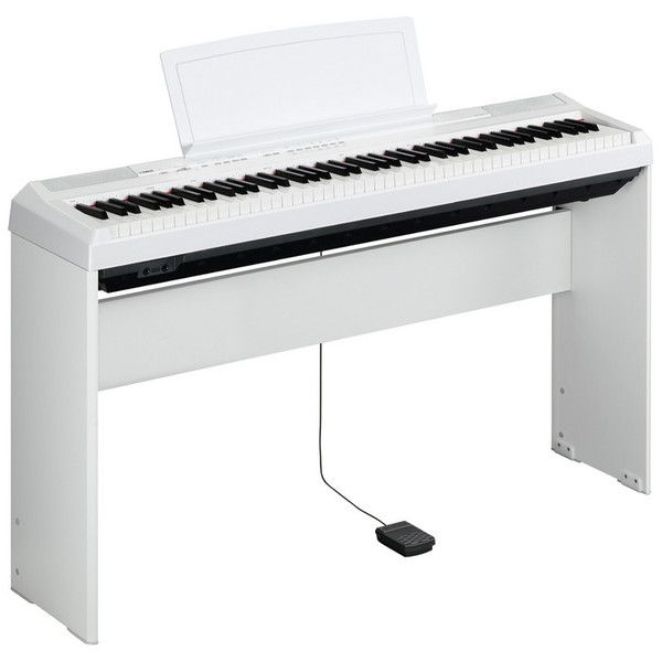 white yamaha electric piano - Google Search