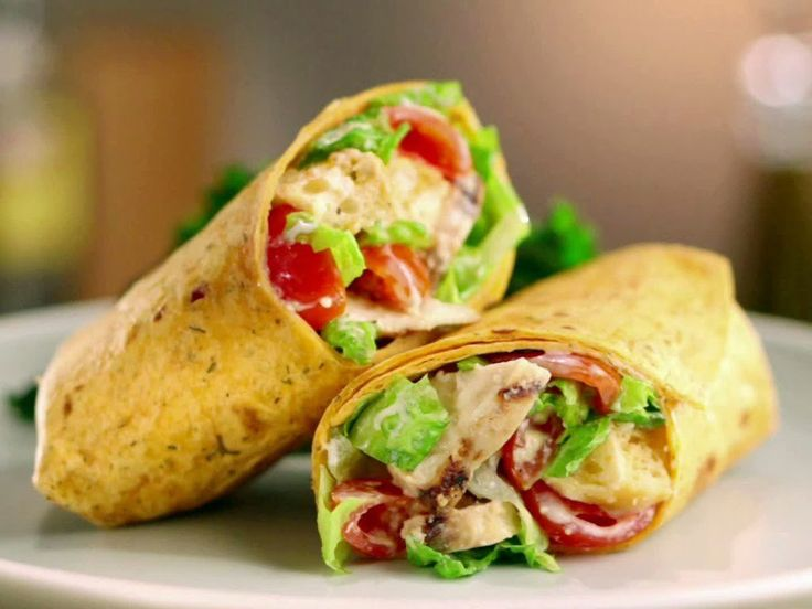 recetas de burritos y tacos mexicanos