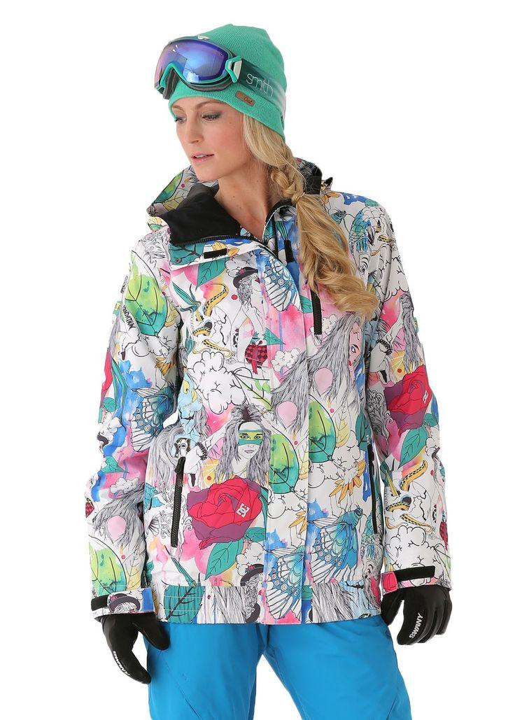 Best snow jackets for women