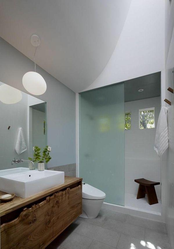 139 best salle de bain images on Pinterest Design bathroom, Half