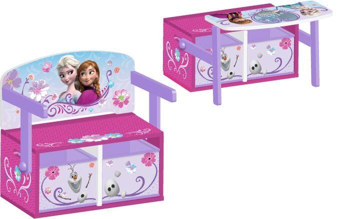 ESCRITORIO 3 EN 1 FROZEN INFANTIL DE MADERA. TB83234FZ, IndalChess.com Tienda de juguetes online y juegos de jardin