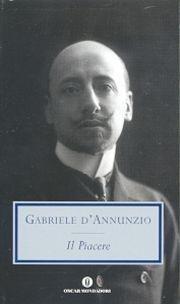 """""""Il Piacere"""" (1889)  Gabriele d'Annunzio."""