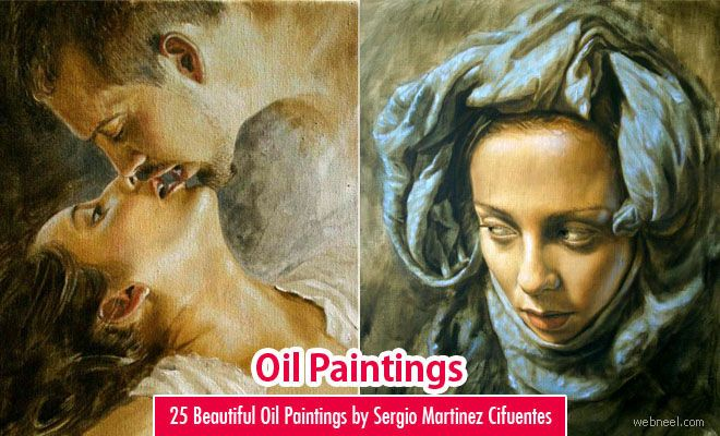 35 Most Beautiful Oil Paintings from Top Artists around the world. Read full article: http://webneel.com/oil-painting   more http://webneel.com/paintings   Follow us www.pinterest.com/webneel