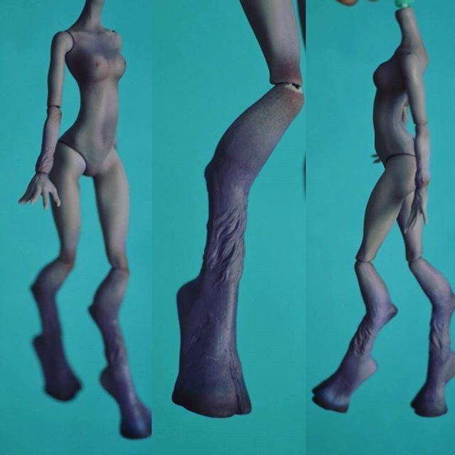 monsterhigh #dollsurgery #bodymodification #marisolcoxi
