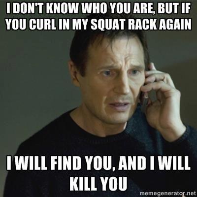 Gym Memes - The World's Funniest Gym Meme Photos!