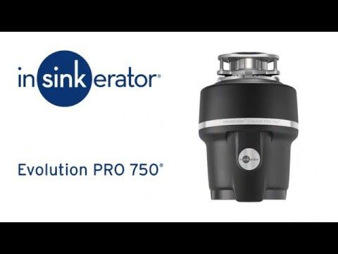 Insinkerator Pro 750 Garbage Disposal Reviews Best