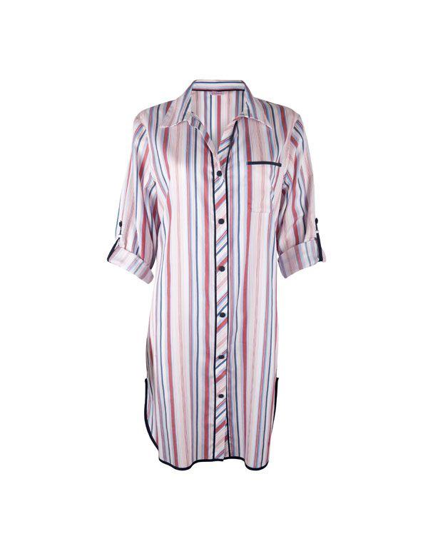 Poppy Stripe Nightshirt £27.00