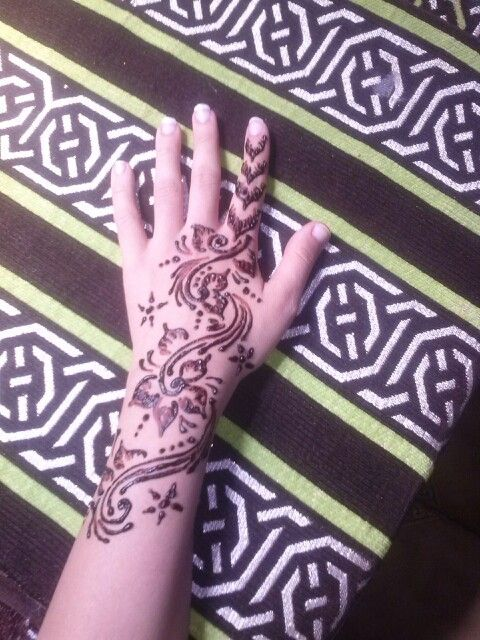 Henna árabe